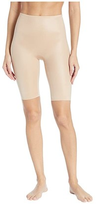 Spanx Power Conceal-Her Extended Length Shorts (Natural Glam) Women's Underwear