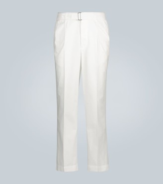 Officine Generale Luigi pleated chino pants