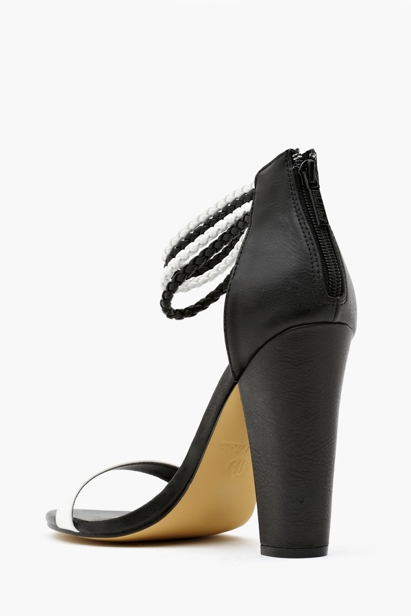 Nasty Gal Tryst Pump