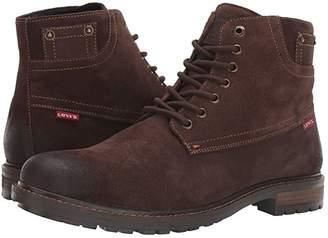 Levi's Shoes Sheffield Suede