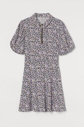 H&M Zip-top dress