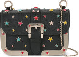 RED Valentino star stud shoulder bag - women - Calf Leather/Metal (Other) - One Size