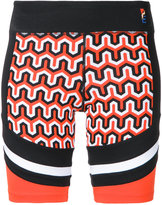 P.E Nation - Winger shorts - women - Polyester/Spandex/Elastane - XS