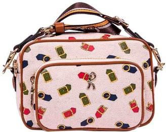 Roberta Di Camerino Fabric Shoulder Bag