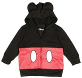 Mickey Mouse Boys' Mickey Mouse Sweatshirt - Black/Red
