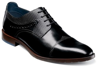 Stacy Adams Raiden Cap Toe Oxford