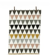 ferm LIVING Triangle Tea Towel