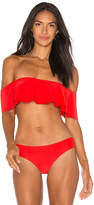 Beach Riot x Revolve Summer Top in Red. - size L (also in M,S,XS)