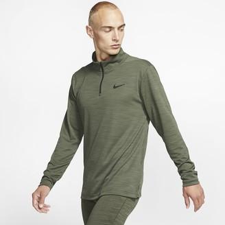 Nike Men's Long-Sleeve 1/4-Zip Training Top Superset