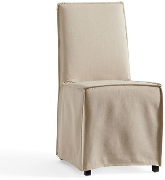 Pottery Barn Carissa Slipcovered Dining Chair
