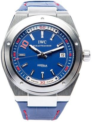 IWC Blue Steel Watches