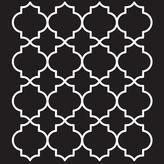 FolkArt Moroccan Tile Painting Stencils