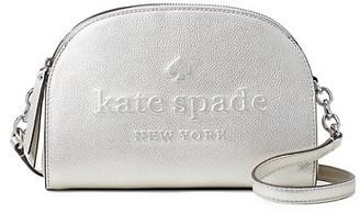 Kate Spade Mini Tori Leather Crossbody Bag