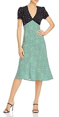 re:named apparel Re: Named Estrella V-Neck Dress