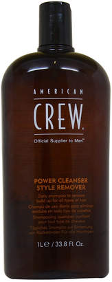 American Crew Power Cleanser Style Remover Shampoo, 33.8Oz