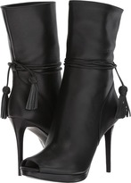 MICHAEL Michael Kors Rosalie Open Toe Bootie Women's Shoes