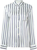Asceno - Modern pyjama shirt - women - Silk - M
