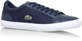 Lacoste Lerond Tennis Snkr In Navy