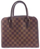 Louis Vuitton Damier Triana Bag