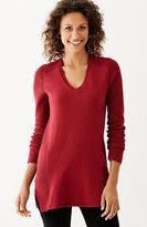 J. Jill Ashley Tunic Sweater