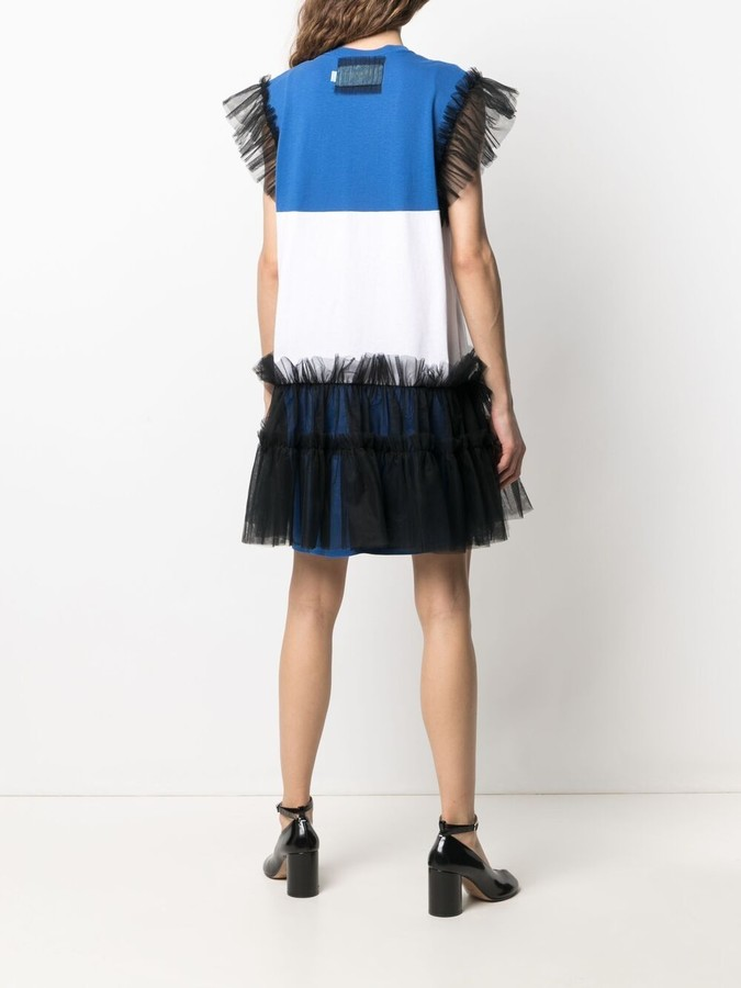 Thumbnail for your product : Viktor & Rolf Up-Made II mini T-shirt dress