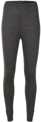 Le Kasha Fine Knit Leggings