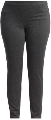 Marina Rinaldi, Plus Size Marina Sport Oblungo Jersey Punto Pants