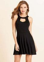 Mimi Chica Janet Skater Knit Dress