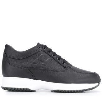 Hogan Interactive low-top leather sneakers