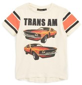 Rock Your Baby Toddler Boy's Trans Am Graphic T-Shirt
