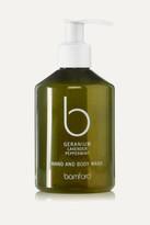 Bamford Geranium Hand & Body Wash, 250ml - one size