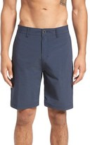 Quiksilver 'Amp' Hybrid Twill Shorts