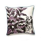 Herbarium Linen Pillow