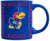Boelter Brands Kansas Jayhawks Spirit Coffee Mug