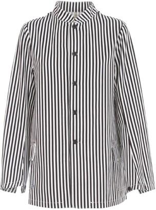 Labo.Art Striped Korean Jacket