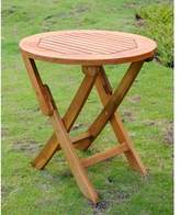 Beachcrest Home Bristol Side Table
