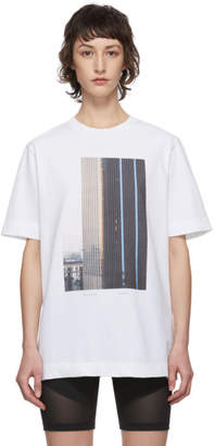 Alyx White Ex Nihilo Skyscraper T-Shirt