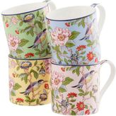 Aynsley Pembroke windsor mugs set of 4