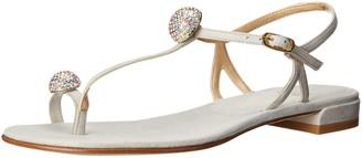 Stuart Weitzman Women's Ballsoffire Toe Ring Sandal