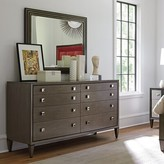 Lexington Ariana 8 Drawer Double Dresser with Mirror