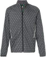 Paul Smith printed zip up jacket