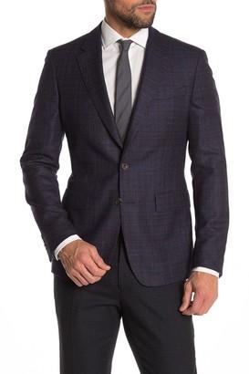 Thomas Pink Arlington Two Button Notch Lapel Suit Separates Jacket