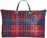 Tommy Hilfiger Julia Star Plaid Extra-Large Weekender