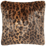 Panther Faux Fur Pillow