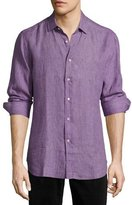Robert Graham R by Delave Linen Sport Shirt