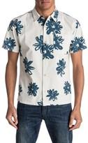 Quiksilver Men's South Beach Dimes Woven Shirt