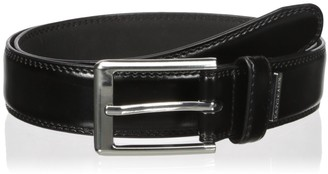 """U.S. Polo Assn. Men's Belt 1-1/4"""" Wide Dress Belt 38"""