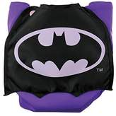 Bumkins Snap-in-One Cloth Diaper with Cape, Batman by