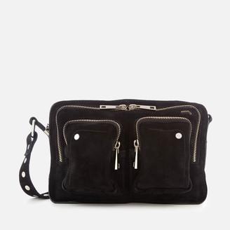 Nunoo Women's Ellie New Suede Bag - Black