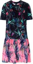 Paul Smith Cockatoo Print Jersey Dress